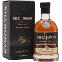 齐侯门格姆湖雪莉桶单一麦芽苏格兰威士忌 Kilchoman Loch Gorm Sherry Cask Matured Single Malt Scotch Whisky 700ml