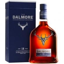 达尔摩18年单一麦芽苏格兰威士忌 The Dalmore Aged 18 Years Highland Single Malt Scotch Whisky 700ml