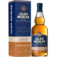 格兰莫雷莎当妮桶单一麦芽苏格兰威士忌 Glen Moray Chardonnay Cask Finish Speyside Single Malt Scotch Whisky 700ml