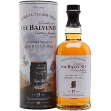 百富故事系列12年单一麦芽苏格兰威士忌 The Balvenie 12 Year Old The Sweet Toast of American Oak Single Malt Scotch Whisky 700ml