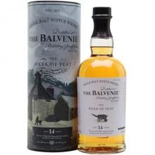 百富故事系列14年单一麦芽苏格兰威士忌 The Balvenie 14 Year Old The Week of Peat Single Malt Scotch Whisky 700ml