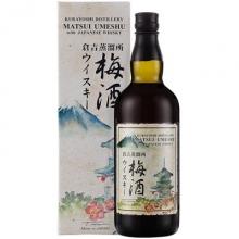 松井威士忌梅酒 Kurayoshi Distillery Matsui Umeshu with Japanese Whisky 700ml