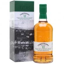 托巴莫利12年单一麦芽苏格兰威士忌 Tobermory 12 Year Old Single Malt Scotch Whisky 700ml