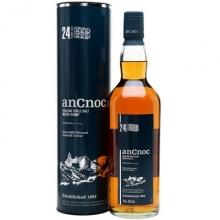 【限时特惠】安努克24年单一麦芽苏格兰威士忌 AnCnoc 24 Year Old Highland Single Malt Scotch Whisky 700ml
