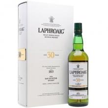 【限量秒杀】拉弗格30年伊恩·亨特之传第一章单一麦芽苏格兰威士忌 Laphroaig 30 Year Old The Ian Hunter Story Book 1: Unique Character Islay Single Malt Scotch Whisky 700ml