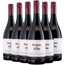 干露酒庄红魔鬼黑皮诺干红葡萄酒 Casillero del Diablo Pinot Noir 750ml