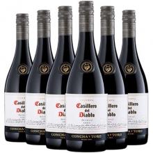 干露酒庄红魔鬼西拉干红葡萄酒 Casillero del Diablo Shiraz 750ml