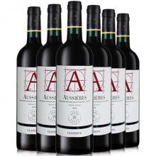 拉菲奥希耶红A干红葡萄酒 Aussieres Rouge 750ml
