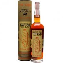 泰勒上校小批量波本威士忌 E.H. Taylor Small Batch Kentucky Straight Bourbon Whiskey 750ml
