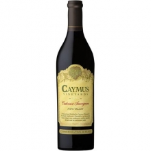 佳慕酒庄赤霞珠干红葡萄酒 Caymus Vineyards Cabernet Sauvignon 750ml