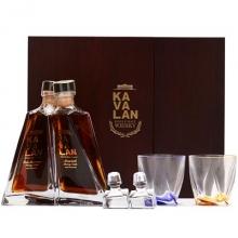 噶玛兰尊酿PX&Moscatel雪莉桶原酒单一麦芽威士忌对酒组 Kavalan Solist PX&Moscatel Sherry Cask Single Malt Whisky 500ml*2