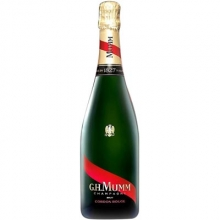玛姆红带特级干型香槟 G.H. Mumm Cordon Rouge Brut 750ml