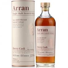 艾伦雪莉桶原酒单一麦芽苏格兰威士忌 Arran Bodega Sherry Cask Strength Single Malt Scotch Whisky 700ml