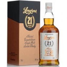 朗格罗21年单一麦芽威士忌 Longrow 21 Year Old Campbeltown Single Malt Scotch Whisky 700ml