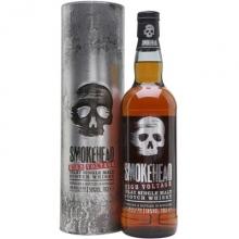 苏摩克高爆炸弹单一麦芽苏格兰威士忌 Smokehead High Voltage Single Malt Scotch Whisky 700ml