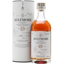欧摩25年单一麦芽苏格兰威士忌 Aultmore 25 Year Old Speyside Single Malt Scotch Whisky 700ml