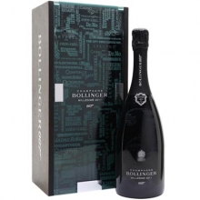 堡林爵007限量版香槟 Bollinger La Grande Annee Brut James Bond 007 Edition 750ml