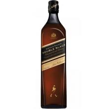 尊尼获加黑牌劲烈版醇黑调和苏格兰威士忌 Johnnie Walker Double Black Blended Scotch Whisky 700ml