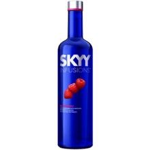蓝天莓子味伏特加 Skyy Raspberry Vodka 750ml