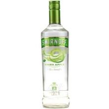 斯米诺风味伏特加青苹果味 Smirnoff Green Apple Vodka 700ml