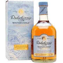 达尔维尼冬日金醇单一麦芽苏格兰威士忌 Dalwhinnie Winter's Gold Highland Single Malt Scotch Whisky 700ml