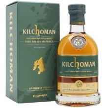 齐侯门菲诺雪莉桶单一麦芽苏格兰威士忌 Kilchoman Fino Sherry Cask Matured Islay Single Malt Scotch Whisky 700ml