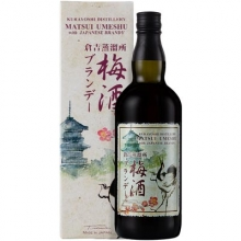 松井白兰地梅酒 Kurayoshi Distillery Matsui Umeshu with Japanese Brandy 700ml
