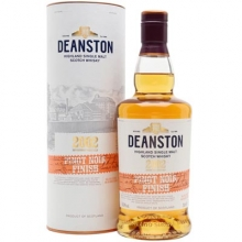 汀思图2002年黑皮诺桶单一麦芽苏格兰威士忌 Deanston 2002 17 Year Old Pinot Noir Finish Highland Single Malt Scotch Whisky 700ml