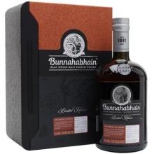 布纳哈本1997年PX雪莉桶单一麦芽苏格兰威士忌 Bunnahabhain Moine 1997 22 Year Old PX Sherry Cask Single Malt Scotch Whisky 700ml