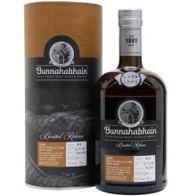 布纳哈本2008年曼萨尼亚桶单一麦芽苏格兰威士忌 Bunnahabhain 2008 11 Year Old Manzanilla Cask Single Malt Scotch Whisky 700ml