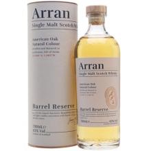 艾伦波本桶臻选单一麦芽苏格兰威士忌 Arran Barrel Reserve Single Malt Scotch Whisky 700ml