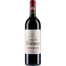 西玛酒庄干红葡萄酒 Chateau Simard 750ml