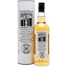 可蓝12年单一麦芽苏格兰威士忌 Kilkerran 12 Year Old Campbeltown Single Malt Scotch Whisky 700ml