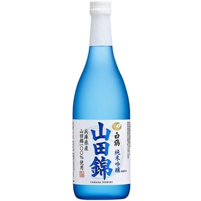 白鹤特选山田锦纯米吟酿清酒 720ml