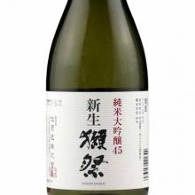 獭祭新生四割五分纯米大吟酿清酒 720ml