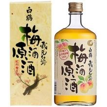 白鹤梅酒原酒 720ml