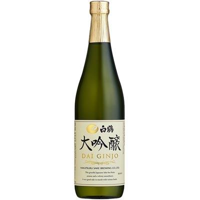白鹤大吟酿清酒 720ml