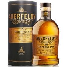 艾柏迪典藏系列30年限量版单一麦芽苏格兰威士忌 Aberfeldy Exceptional Cask Aged 30 Years Single Highland Malt Scotch Whisky 700ml