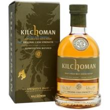 齐侯门原始桶单一麦芽苏格兰威士忌 Kilchoman Original Cask Strength Islay Single Malt Scotch Whisky 700ml