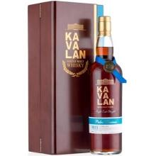 噶玛兰经典独奏PX雪莉桶原酒单一麦芽威士忌 Kavalan Solist PX Sherry Cask Strength Single Malt Whisky 750ml
