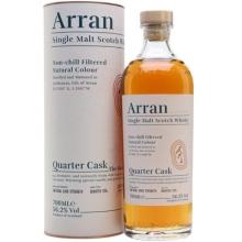 艾伦四分之一桶原酒单一麦芽苏格兰威士忌 Arran Quarter Cask Strength Single Malt Scotch Whisky 700ml