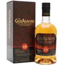 格兰纳里奇18年单一麦芽苏格兰威士忌 GlenAllachie Aged 18 Yeas Single Malt Scotch Whisky 700ml