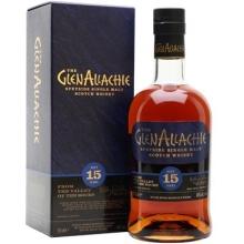 格兰纳里奇15年单一麦芽苏格兰威士忌 GlenAllachie Aged 15 Yeas Single Malt Scotch Whisky 700ml