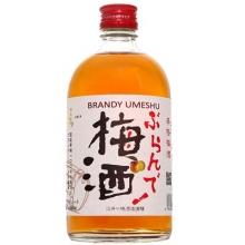 明石信白兰地梅酒 500ml(新旧包装随机发货)