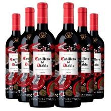 干露酒庄红魔鬼尊龙赤霞珠干红葡萄酒 Casillero del Diablo Cabernet Sauvignon 750ml