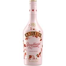 百利草莓奶油味甜酒 Baileys Strawberries&Cream  Irish Cream Liqueur 700ml