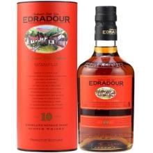 埃德拉多尔10年单一麦芽苏格兰威士忌 Edradour Aged 10 Years Highland Single Malt Scotch Whisky 700ml