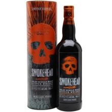 苏摩克叛军朗姆桶单一麦芽苏格兰威士忌 Smokehead Rum Rebel Islay Single Malt Scotch Whisky 700ml