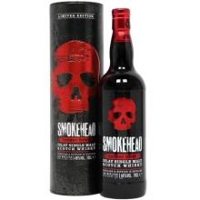 苏摩克雪莉炸弹单一麦芽苏格兰威士忌 Smokehead Sherry Bomb Islay Single Malt Scotch Whisky 700ml
