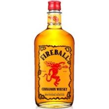 火龙肉桂威士忌利口酒 Fireball Cinnamon Whisky Liqueur 750ml